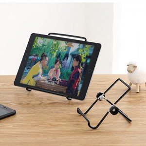 Carristo Universal Simple Desktop Phone Tablet Ipad Holder Stand Mount Cell Phone Portable Mobile Phone Tab Mediapad