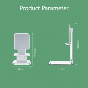 Universal Desktop Phone Tablet Ipad Holder Stand Mount Support Cell Phone Adjustable Portable Mobile Phone Stand
