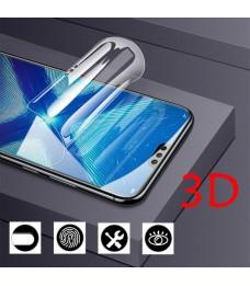 Anti Blueray Xiaomi Poco F3 Mi 11 Lite Nano Hydrogel Shield Soft Silicone Anti finger print Screen Protector Guard