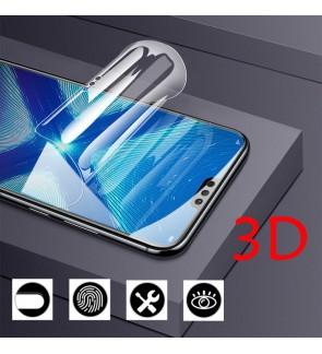 Antiblueray Vivo X60 Nano Hydrogel Shield Anti Blueray Full HD Clear Protection Soft Silicone Screen Protector Guard