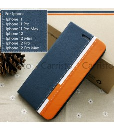 Iphone 11 11 Pro Max 12 12 Mini 12 Pro Max Horizon Luxury Flip Case Card Bag Cover Stand Pouch Leather Casing Housing