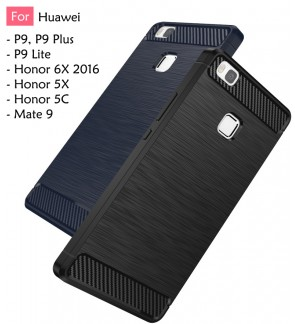 Huawei P9 Plus P9 Lite Honor 5X Honor 6X 2016 Honor 5C Mate 9 Case Cover Casing
