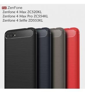 Asus Zenfone 4 Max Pro ZC520KL ZC554KL Selfie ZD553KL TPU Soft Case Cover Casing