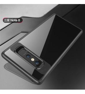 Samsung Galaxy J5 Pro J7 Pro S8 Plus Note 8 Transparent Case Cover Casing