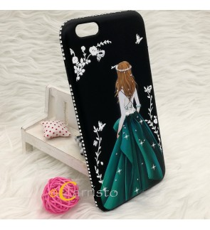 Iphone 8 Plus Iphone 7 Plus Iphone 6 6S Plus Secret Garden Soft Case Casing