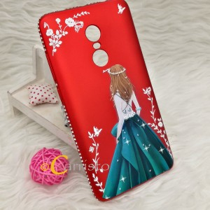 Xiaomi Redmi Note 4X Snapdragon / Note 4 Mediatek Secret Garden Soft Case Casing