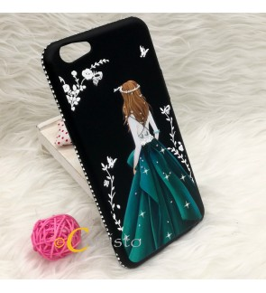 Oppo Neo 7 Neo 9 A37 A37F A57 Secret Garden Soft Case Casing