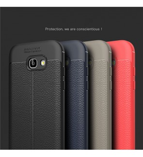 Samsung Galaxy S6 Edge J1 Mini Prime Leather Soft Case Cover