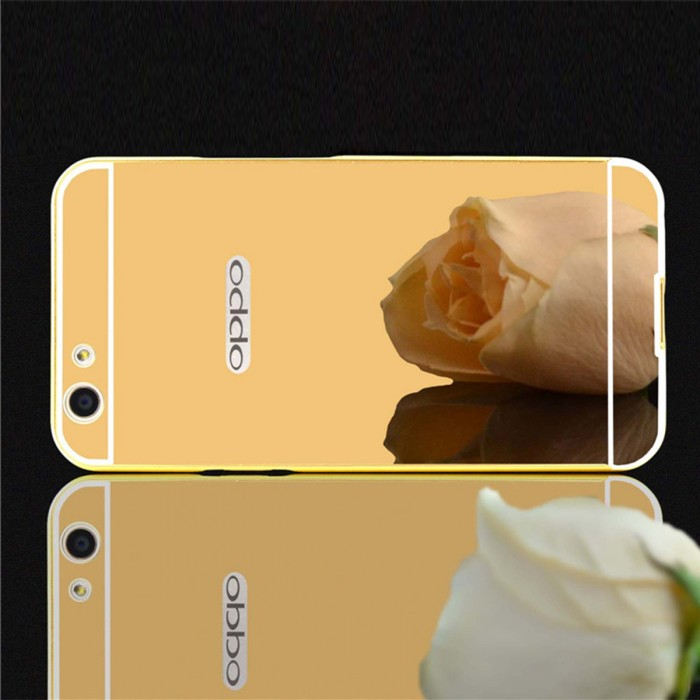 the latest f2ed0 aed55 Mirror Case For Oppo A83, Oppo F5, Oppo F7