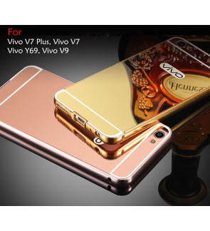 Vivo V9 Vivo V7 Plus V7 Vivo Y69 Mirror Hard Case Cover Casing