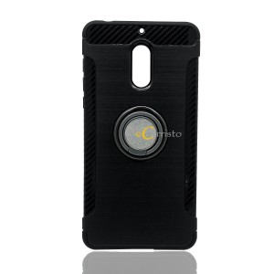 Nokia 3 Nokia 5 Nokia 6 Nokia 8 Magnetic Car Holder Case Cover Casing