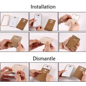 Huawei Mate 9 Pro Mirror Case Casing Cover Housing