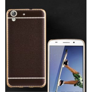 Huawei P9 Lite P9 Plus Honor 5C 5A Plating TPU Soft Leather Case Cover Casing