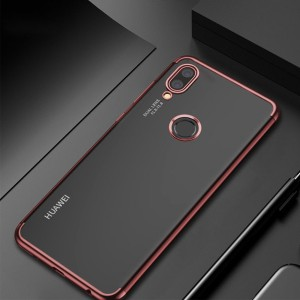 Huawei Nova 3 P9 Plus Plating TPU Soft Case Cover Casing Housing Electroplate