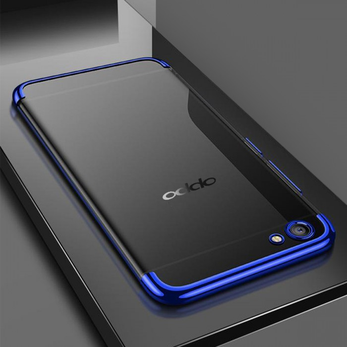 Electroplated Plating Case For Oppo R15 Pro, F7 Youth