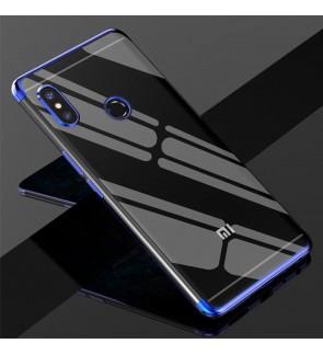 Xiaomi Redmi Note 5 Redmi S2 Mi Mix 2S Electroplate TPU Soft Case Cover Casing