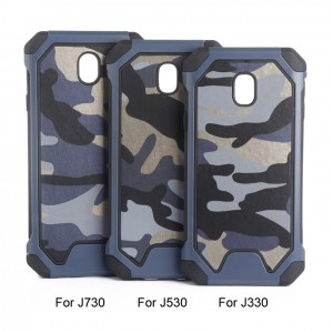 Samsung Galaxy J3 Pro J5 Pro J7 Pro Army Case Casing Cover Housing