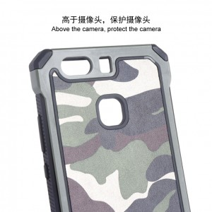 Huawei P9 P9 Lite P9 Plus Military Army Case Casing Cover Housing