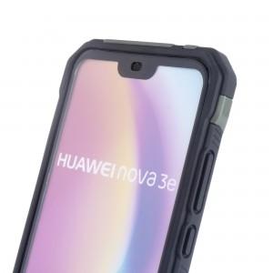 Huawei P20 Nova 2i Nova 3E Military Camo Army Case Casing Cover Housing