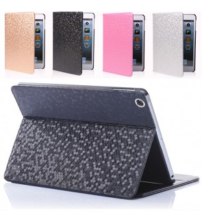 Ipad 10.2 Mini 5 Air 3 Air 2 Ipad 9.7 Ipad 5 Ipad 6 Ipad 7 2018 Ipad mini 1 2 3 4 Diamond Flip Pouch Case Casing Cover