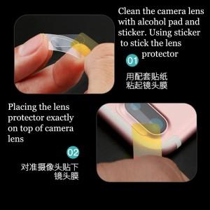 Samsung Galaxy J4 J6 J8 2018 A8 Star Camera Lens Protector Tempered Glass