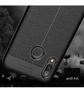 Huawei Nova 3 Nova 3i Honor Play TPU Leather Casing Soft Case Cover