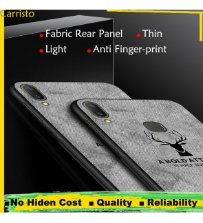 Huawei Nova 3i Nova 3E Honor Play Mate 9 Deer Fabric Soft Case Cover Casing