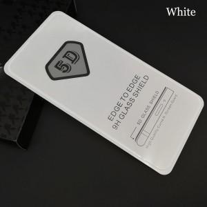 Vivo S1 Y12 V11 V11i V15 Pro Full Cover Tempered Glass Screen Protector 5D