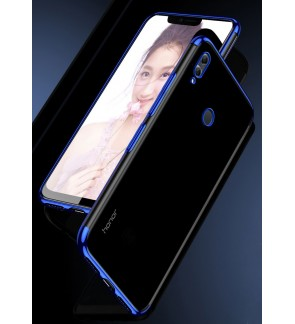 Huawei Honor 10 Lite  TPU Soft Case Cover Casing Housing Electroplate
