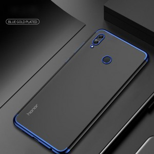 Huawei Honor 10 Lite V20 View 20 Nova 4 TPU Soft Case Cover Casing Electroplate