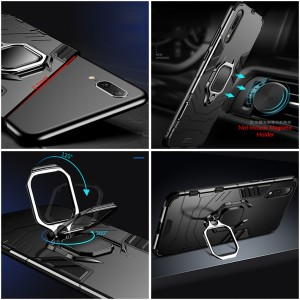 Huawei P20 Pro Mate 20 Pro Mate 20X Car Holder Back Case Cover Casing Protection