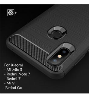 Xiaomi Redmi Note 7 Redmi 7 Mi Mix 3 Mi 9 Redmi Go Soft Case Cover Casing TPU Silicone