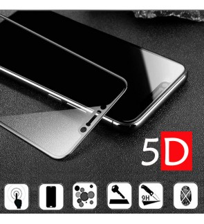 Samsung Galaxy M20 A30 A50 5D Full Tempered Glass Screen Protector