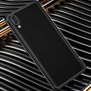 Huawei Nova 4E Honor 8C P30 Pro Y7 Pro 2019 Case Cover Casing Housing TPU Soft Electroplate