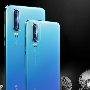 Huawei P30 P30 Pro Camera Lens Protector Tempered Glass