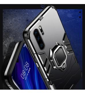 Huawei P30 Pro Nova 4E Honor V20 View 20 Car Holder Case Cover Casing Protection