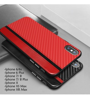 Iphone 6 6s Plus 7 8 Plus Iphone X XS Max XR Mulsae Back Case Cover Casing Mobile Phone Soft Silicone TPU Housing