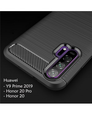 Huawei Y9 Prime 2019 Honor 20 Pro TPU Silicone Soft Case Cover Casing Housing