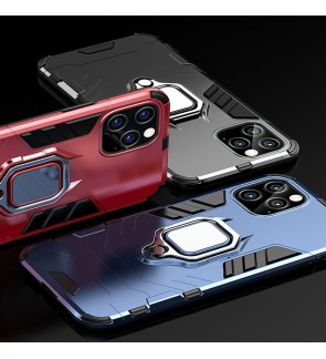 Iphone 12 Mini Iphone 12 Pro Max Iphone 11 Pro Max Car Holder Back Case Cover Full Shockproof Protection Casing Housing