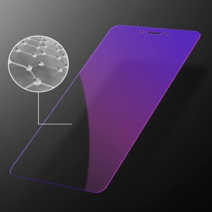 Vivo V17 Pro Anti Blueray Crystal Clear Tempered Glass Screen Protector Guard