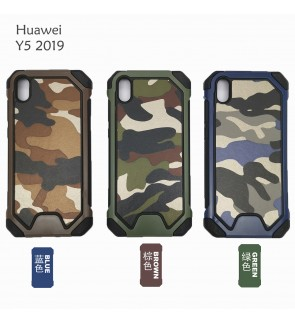 Huawei Y5 2019 Military Army Case Casing Cover Air Bag Protection Housing