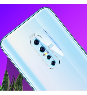 Vivo V17 Pro S1 Pro Y19 Nex 3 Crystal Clear Full HD Camera Lens Protector Tempered Glass Pelindung Kamera Kaca