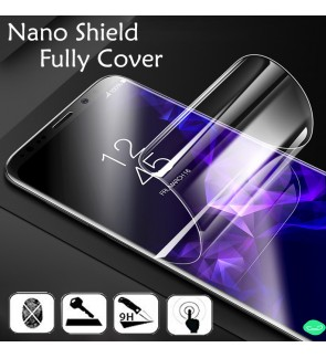 Huawei Nova 5T Nano Shielf Crystal Clear Soft Screen Protector Silicone Guard