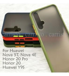 Huawei Nova 5T Nova 4E Y9S Honor 20 Pro Phantom Series Back Casing Cover Case Colorful Housing