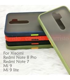 Xiaomi Redmi Note 8 Pro Note 7 Mi 9 Lite Phantom Series Back Casing Cover Case Colorful Housing