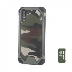 Samsung Galaxy A20 A50 A30S A50S  Military Army Case Casing Cover Shock Proof Protective Housing