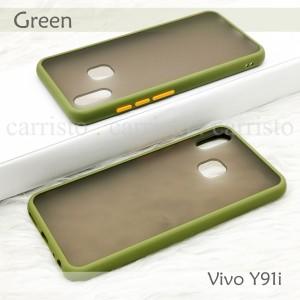 Vivo Y12 Y17 Y91 Y91i Y95 Phantom Series Back Casing Cover Case Colorful Housing