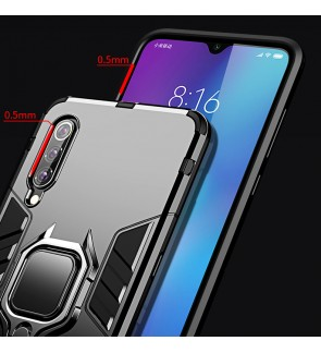Realme 5S Realme 5i Car Holder Case Cover Casing Full Protection Housing