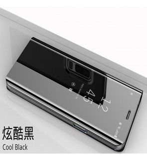 Xiaomi Mi 9 Lite Delight Mirror Flip Pouch Case Cover Casing Housing