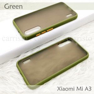 Xiaomi Mi A3 Mi 9T Mi Note 10 Pro Phantom Series Back Casing Cover Case Colorful Housing
